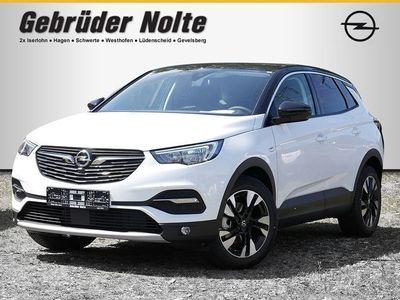 gebraucht Opel Grandland X 1.2 Turbo 120 Jahre KAMERA NAVI