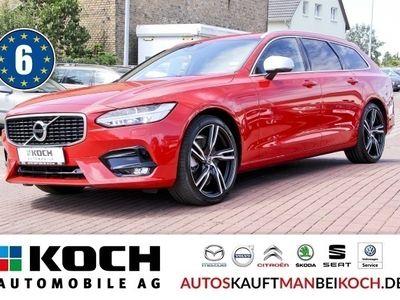 gebraucht Volvo V90 D4 R-Design FahrerAss Standhzg PremiumS Pano H