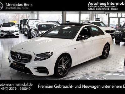 gebraucht Mercedes E53 AMG AMG 4Matic+ 9G-Tronic *Multibeam*Pano*360°