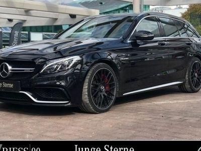 gebraucht Mercedes C63S AMG AMG T Sitzklima+Designo+Drivers P.
