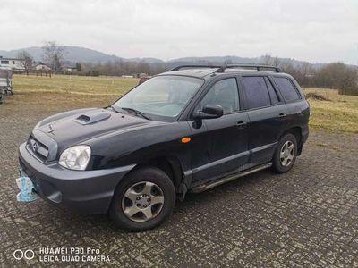 gebraucht Hyundai Santa Fe 2.4 4WD GLS