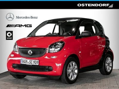 gebraucht Smart ForTwo Coupé 66 kW turbo