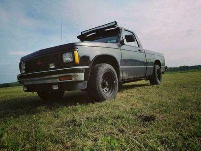 gebraucht Chevrolet S10 PickUp
