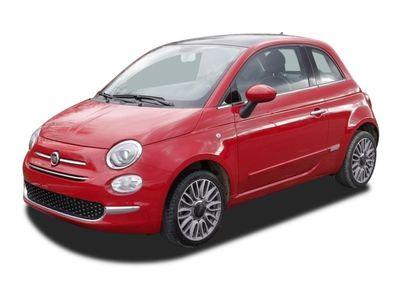 gebraucht Fiat 500 1.2 8V LOUNGE PLUS * START&STOPP PDC GLASDACH T...