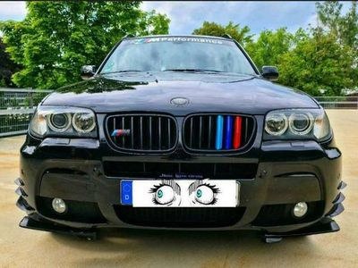gebraucht BMW 501 X3 M EinzelstückPS, 20Zoll 8fach, Playstaystatio