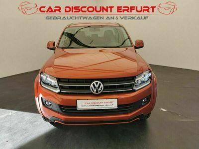 gebraucht VW Amarok 4Motion 2,0BiTDi Pickup DK Canyon+Standheizung+