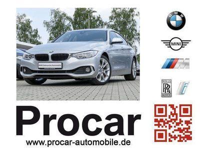 gebraucht BMW 430 Gran Coupé d xDrive Innovationsp. Navi Prof.