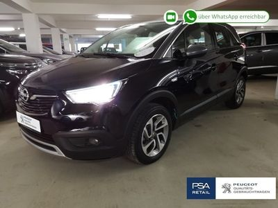 gebraucht Opel Crossland X 1.2 S&S Edition NAV/BT/KLIMA/PDC/SURASSI