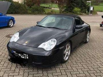 gebraucht Porsche 911 Carrera 4S Cabriolet Klappenauspuff