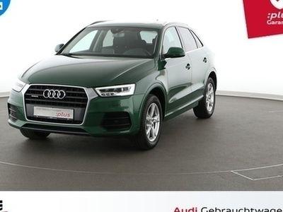 gebraucht Audi Q3 2.0 TDI quattro S tronic sport Navi Panorama GRA