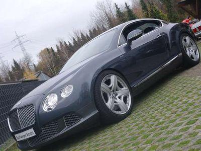 gebraucht Bentley Continental GT**Mulliner*Navi*Massage*Camera*Luft