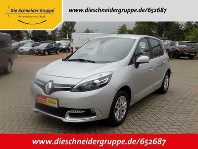gebraucht Renault Scénic ENERGY TCe 115 S/S Paris Deluxe