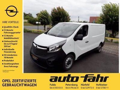 gebraucht Opel Vivaro Kastenwagen 1.6 CDTi,