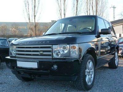 gebraucht Land Rover Range Rover V8 GAS LEDER GSD SHZ PDC 4X4