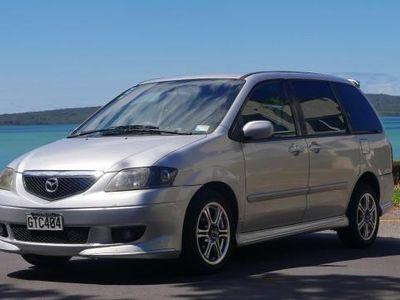 gebraucht Mazda MPV 2.0 Comfort