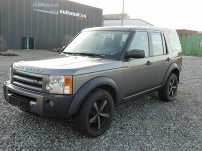 gebraucht Land Rover Discovery V6 TD SE