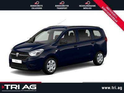 gebraucht Dacia Lodgy Start 7-Sitzer Klima Seitenairb. TRC ASR Airb ABS Servo Beif.- Airb.