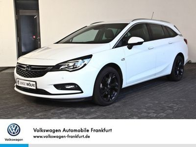 gebraucht Opel Astra 1.4 Turbo Sport Tourer Dynamic Klima Parkp