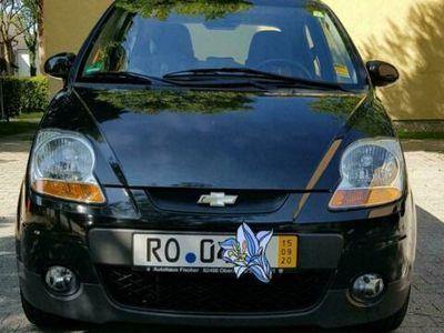 gebraucht Chevrolet Matiz 2009 baujahr FAHRBEREIT