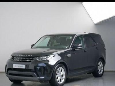 gebraucht Land Rover Discovery 3.0 TD6 SE SUV (Navi Leder Automatik)
