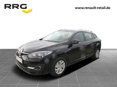 gebraucht Renault Mégane Grandtour dCi 110 Limited EURO6!!!