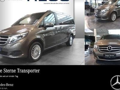 używany Mercedes V250 lang/EDITION/Avantgarde/el. Türen/Comand/Sth