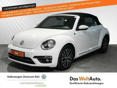gebraucht VW Beetle Cabrio SOUND 1.2 TSI Klima Sitzhz. Navi