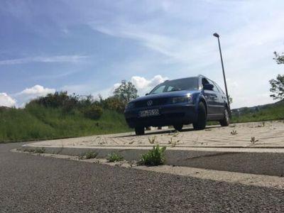 used VW Passat 1,9 TDI Rußpartikel filter nachgerüstet muss heute weg