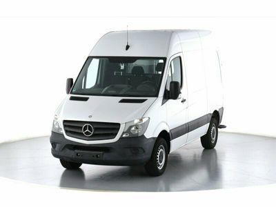 gebraucht Mercedes Sprinter CDI+Kasten+L1 H2+Klima+AHK+Doppelbank+Navi