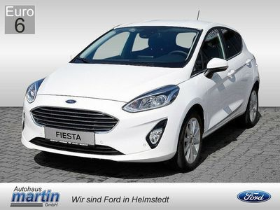 used Ford Fiesta 1.0 EcoBoost Titanium SHZ KAMERA NAVI EU6