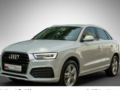gebraucht Audi Q3 Design 2.0 TFSI quattro S line Selection