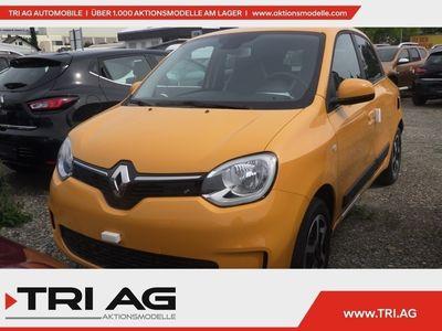 gebraucht Renault Twingo LIMITED 2019 Sce 75 Start & Stop Deluxe Paket Easy-Link Paket Navi LED-Tagfahrlicht