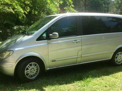 gebraucht Mercedes Viano Mercedes BenzTrend 2,2l Diesel 150p...