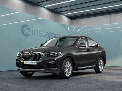 gebraucht BMW X4 X4xDr 30d Leasing ab 629€ AHK DrAss ParkAss PANO HUD HiFi DAB
