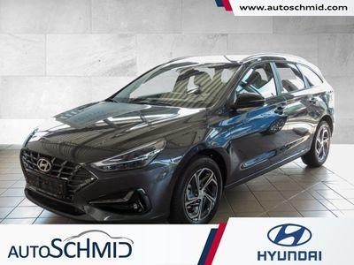 gebraucht Hyundai i30 KombiI FL 1,6 CRDI 7-DTC TAGESZULASSUNG