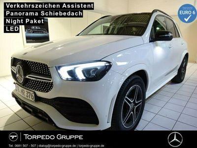 gebraucht Mercedes 300 GLEd 4M AMG LED+NIGHT+PANO+KAMERA+PTS+KLIMA