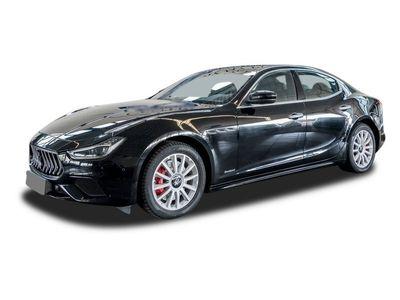 gebraucht Maserati Ghibli 3.0 Benzin