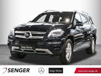 gebraucht Mercedes GL350 BT 4M *Schiebedach*Distronic*360°*AHK*ILS