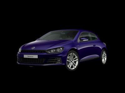 "gebraucht VW Scirocco 2,0 TDI ""Allstar"" Klima Navigation"