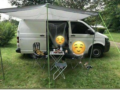 gebraucht VW T5 Busmit Campingbett