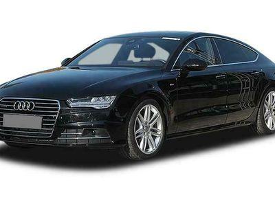 gebraucht Audi A7 Sportback A7 3.0 TDI qu S line MATRIX STHZG ACC