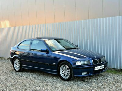 gebraucht BMW 323 Compact ti M Paket Sport Edition*Leder*Klima*SHZ*SSD* als Limousine in Lehrte