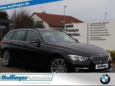 "gebraucht BMW 330 d.T.xDr.Leder HUD PanoDach DrivAs.HUD AHK 18"""
