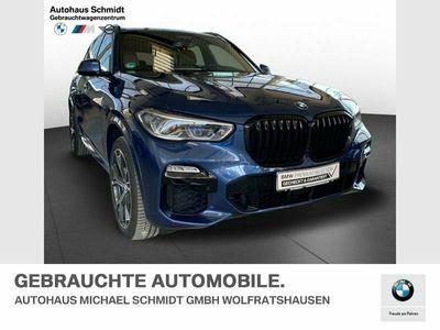 gebraucht BMW X5 M50 d M Fahrwerk Prof Sky Lounge Bowers Wilkings