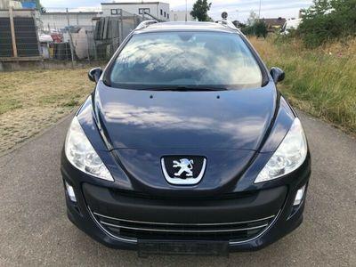 gebraucht Peugeot 308 SW 1,6 HDI,KLIMAANLAGE