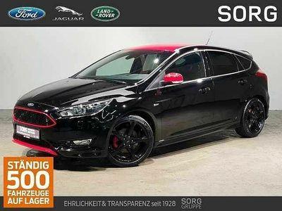 gebraucht Ford Focus 1.5 EcoB ST-Line Black*NAVI*BI-XENON*