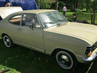 gebraucht Opel Olympia A Coupe