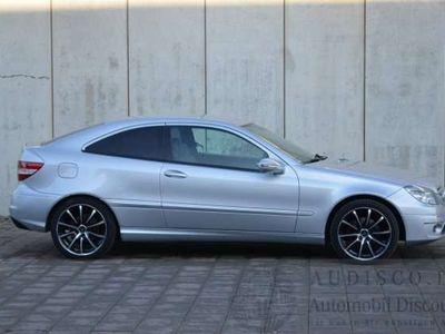 gebraucht Mercedes CLC180 neue 18 Zoll Räder