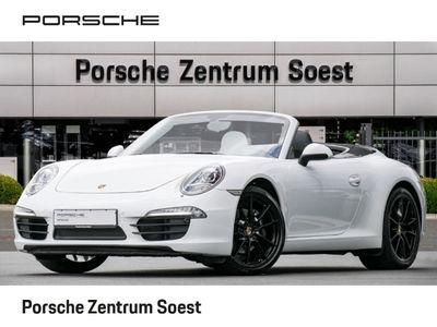 gebraucht Porsche 911 Carrera Cabriolet 991 911 Carrera