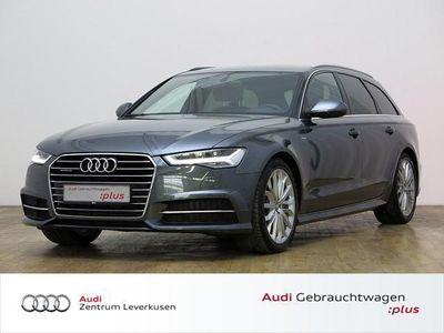 gebraucht Audi A6 Avant 3.0 TDI quattro S line BOSE LED AHK SHZ